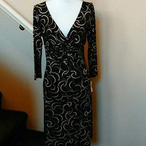 NWT Maggy London Knit Dress 12